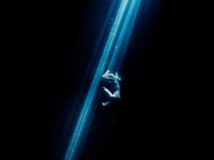 Sensitive - fine art underwater photography